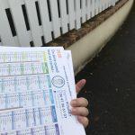 Distribution de calendriers